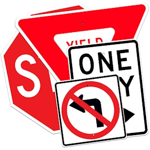 Safety and Traffic Signs