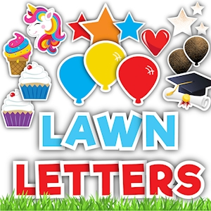 Lawn Letters - Collection Image