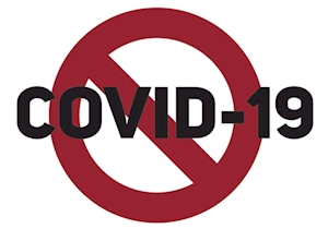 covid-19 signs