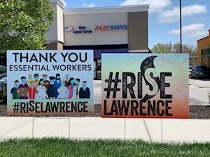 #RiseLawrence